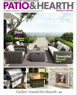 Patio & Hearth Products Report