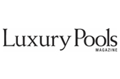 Luxury Pools logo